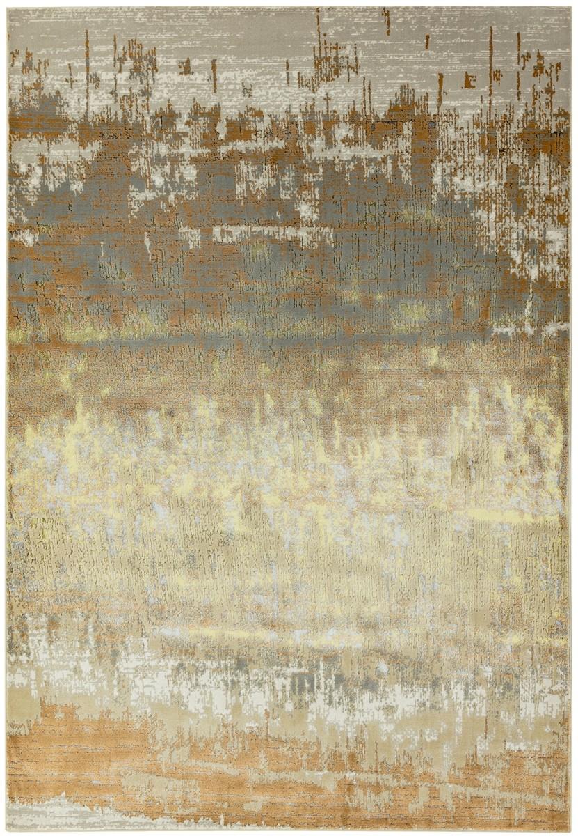 Covor multicolor din 65% POLYESTER, 35% POLIPROPILENA Aurora AU01 Dune 1 80x150