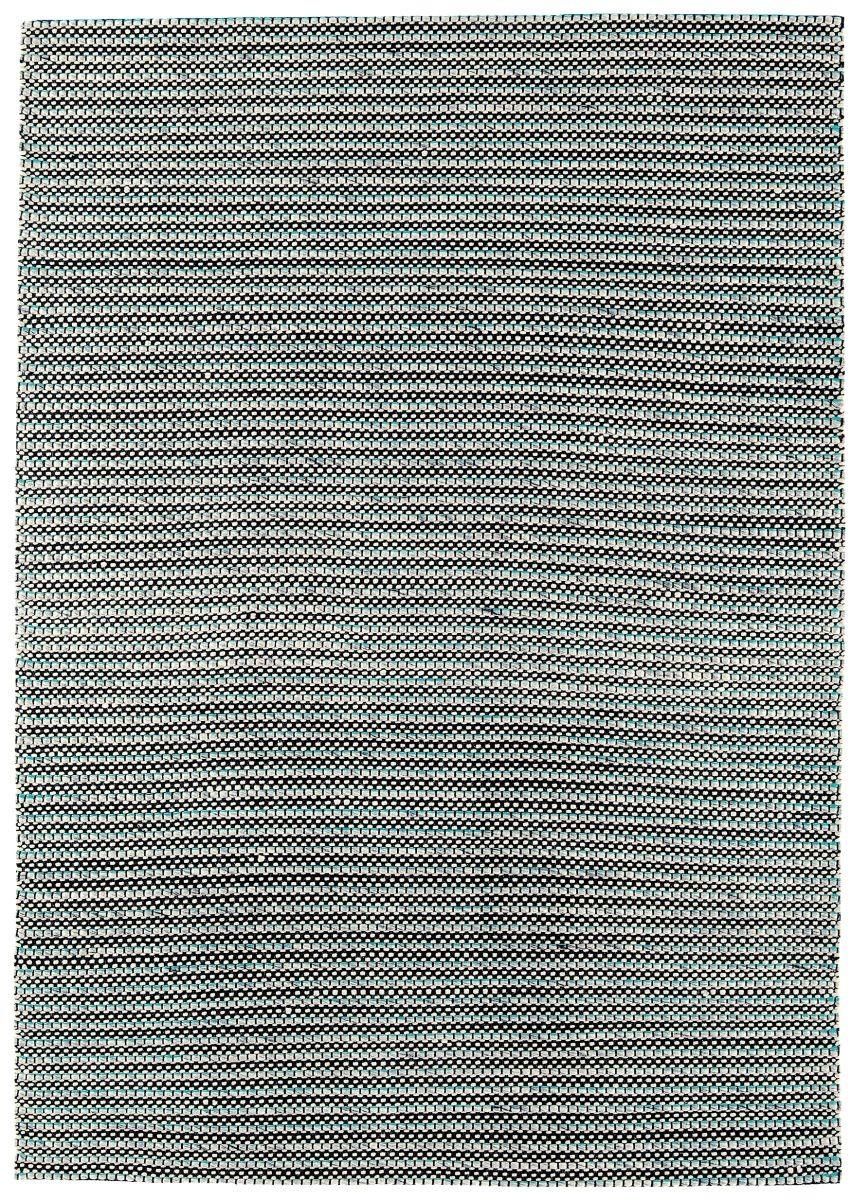 Covor colorat din lana 90% si bumbac 10% , tesut manual,greutate totala 1950gr/mp