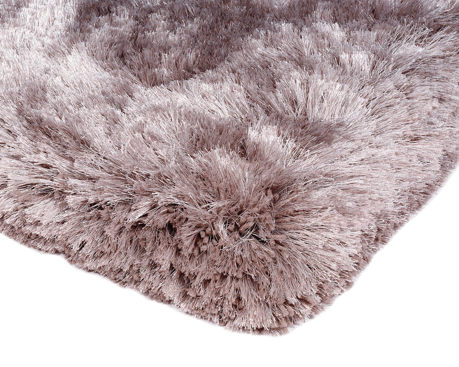 Covor lila din 100% POLYESTER Plush 160x230