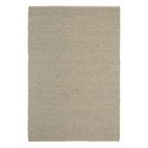 Covor bej din lana si vascoza,tesute manual, grosime 22mm,greutate totala 5000gr/mp