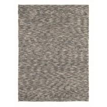 Covor gri din lana 100%,tesute manual, grosime 25mm,greutate totala 3800gr/mp