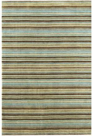 Covor verde din lana 100%, tesut manual , grosime 10mm,greutate totala 2700gr/mp
