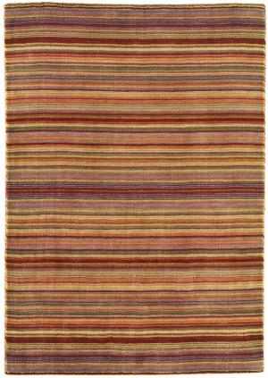 Covor multicolor din lana 100%, tesut manual , grosime 10mm,greutate totala 2700gr/mp